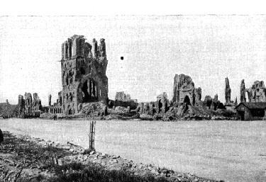 Ieper in 1918